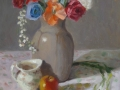 Bouquet with Creamer